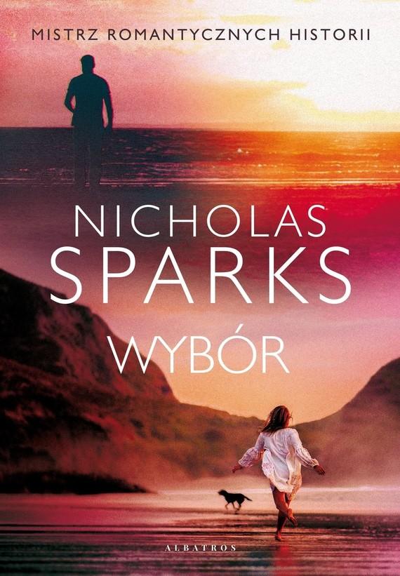okładka Wybórksiążka      Nicholas Sparks