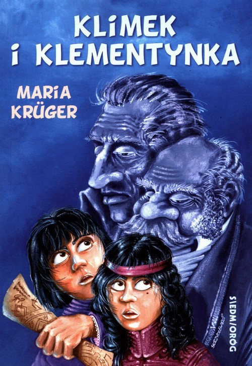 okładka Klimek i Klementynkaksiążka |  | Maria Krüger