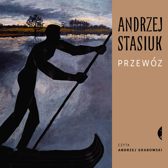 okładka Przewózaudiobook | MP3 | Andrzej Stasiuk