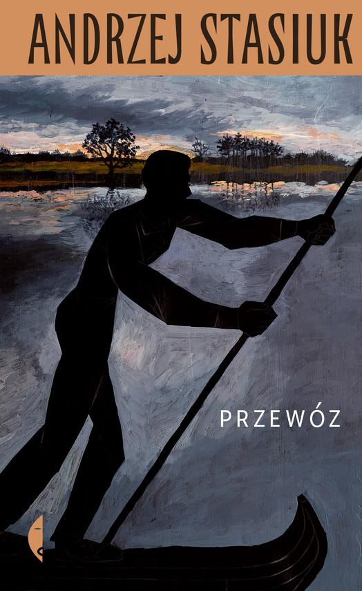okładka Przewózebook   epub, mobi   Andrzej Stasiuk