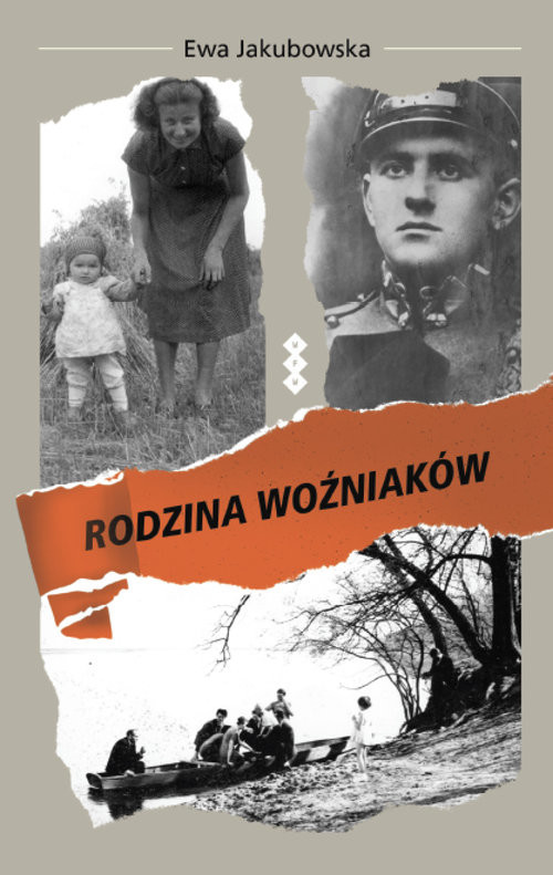 okładka Rodzina Woźniakówksiążka |  | Jakubowska Ewa