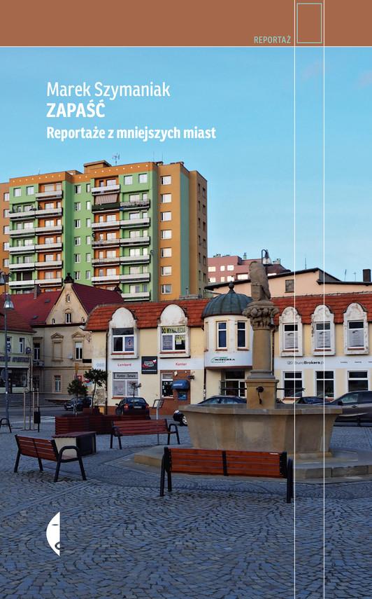 okładka Zapaśćebook | epub, mobi | Marek Szymaniak
