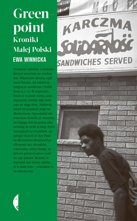 okładka Greenpointebook | epub, mobi | Ewa Winnicka