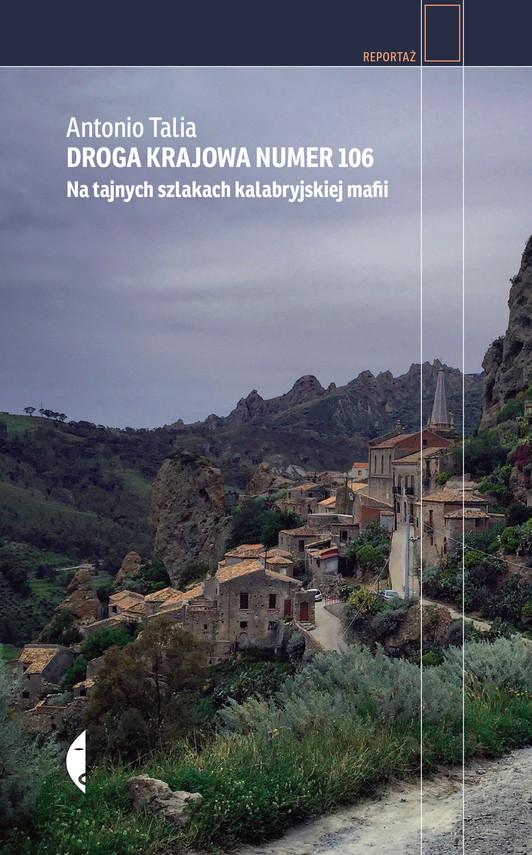 okładka Droga krajowa numer 106ebook | epub, mobi | Antonio Talia