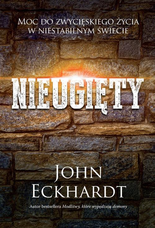 okładka Nieugiętyksiążka |  | Eckhardt John
