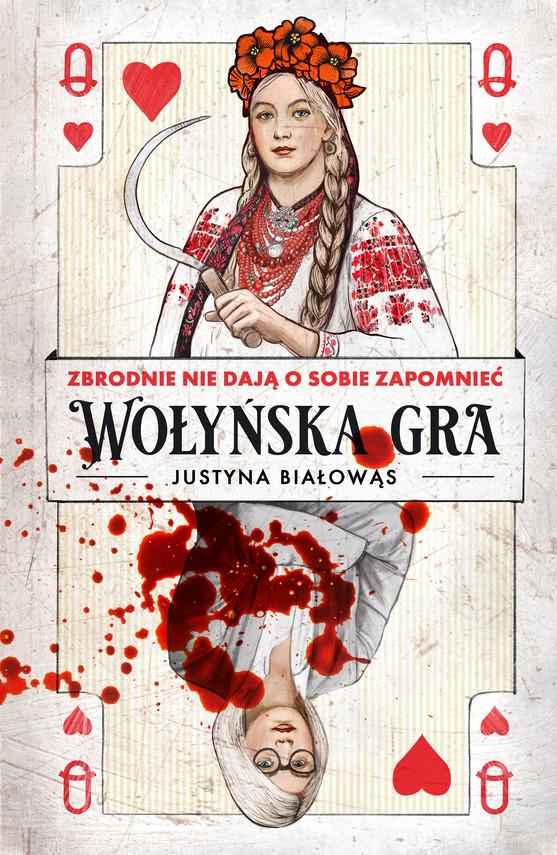 okładka Wołyńska graebook   epub, mobi   Justyna Białowąs