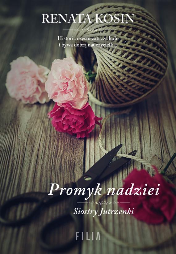okładka Promyk nadzieiebook | epub, mobi | Renata Kosin