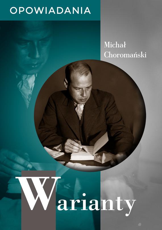 okładka Wariantyebook   epub, mobi   Choromański Michał