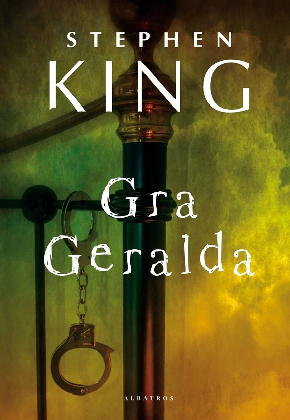 okładka Gra Geralda książka |  | Stephen King
