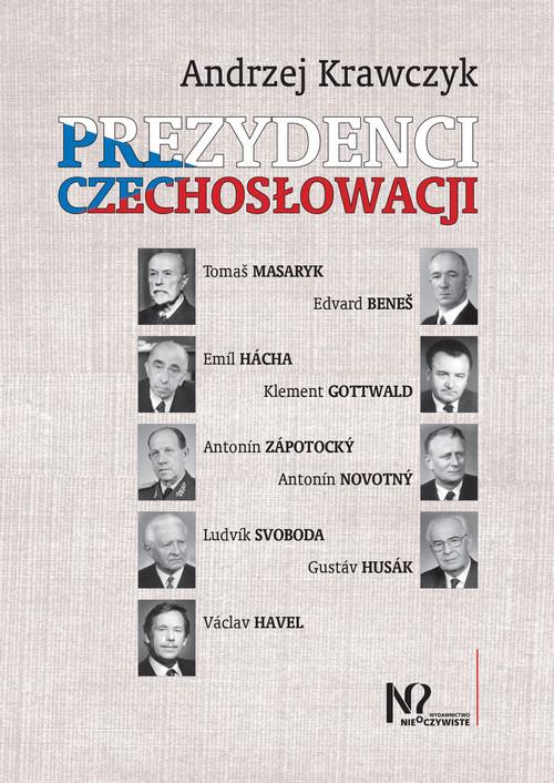 okładka Prezydenci Czechosłowacjiksiążka |  | Andrzej Krawczyk