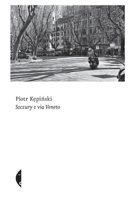 okładka Szczury z via Venetoebook | epub, mobi | Piotr Kępiński