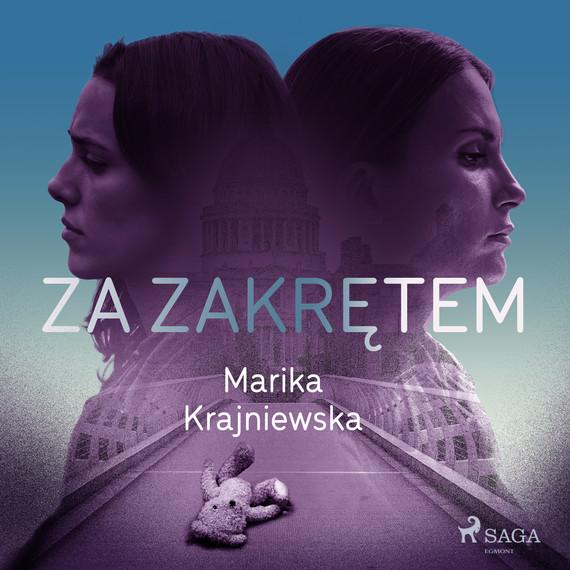 okładka Za zakrętemaudiobook | MP3 | Marika Krajniewska
