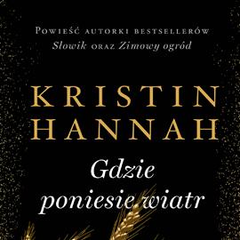 okładka Gdzie poniesie wiatraudiobook   MP3   Hannah Kristin