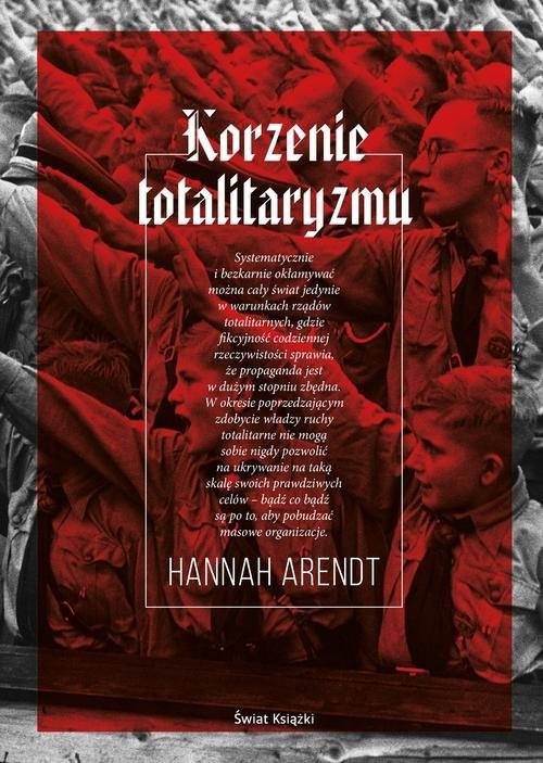 okładka Korzenie totalitaryzmu tw.książka |  | Hannah Arendt