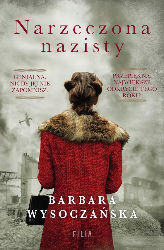okładka Narzeczona nazistyebook   epub, mobi   Barbara Wysoczańska
