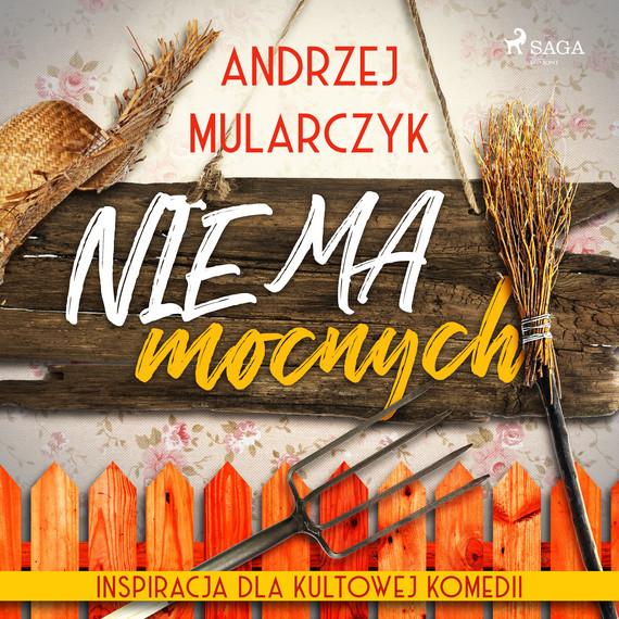 okładka Nie ma mocnychaudiobook | MP3 | Andrzej Mularczyk
