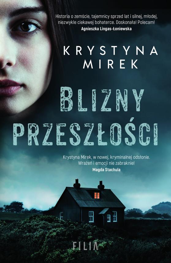 okładka Blizny przeszłościebook   epub, mobi   Krystyna Mirek