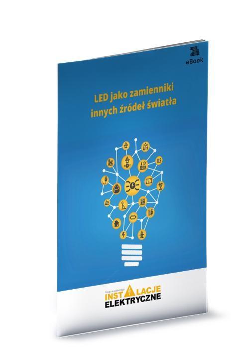 okładka LED jako zamienniki innych źródeł światłaebook   pdf   Janusz Strzyżewski