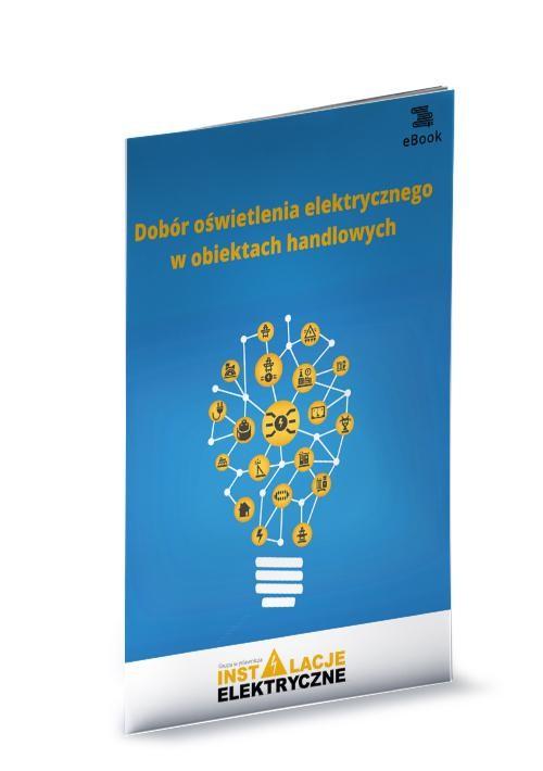 okładka Dobór oświetlenia elektrycznego w obiektach handlowychebook   pdf   Janusz Strzyżewski