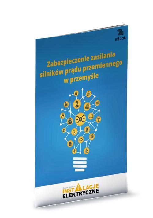 okładka Zabezpieczenie zasilania silników prądu przemiennego w przemyśleebook   pdf   Wiktor Suliga