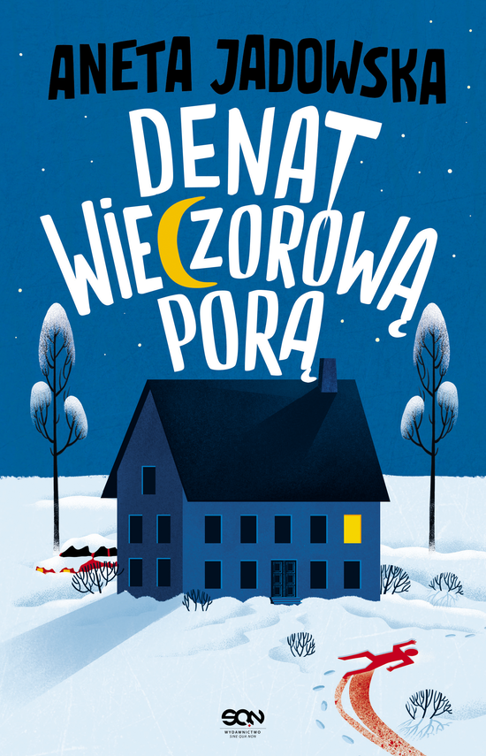 okładka Denat wieczorową porąebook   epub, mobi   Aneta Jadowska