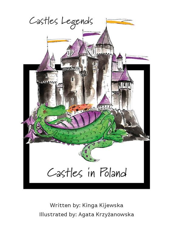 okładka Castles Legends: Castles in Polandebook   epub, mobi   Kijewska Kinga