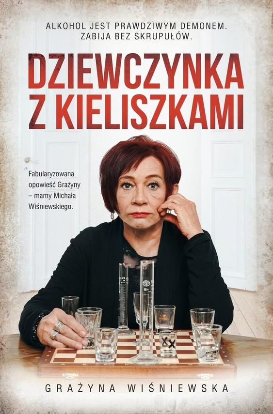 okładka Dziewczynka z kieliszkami książka |  | Grażyna Wiśniewska