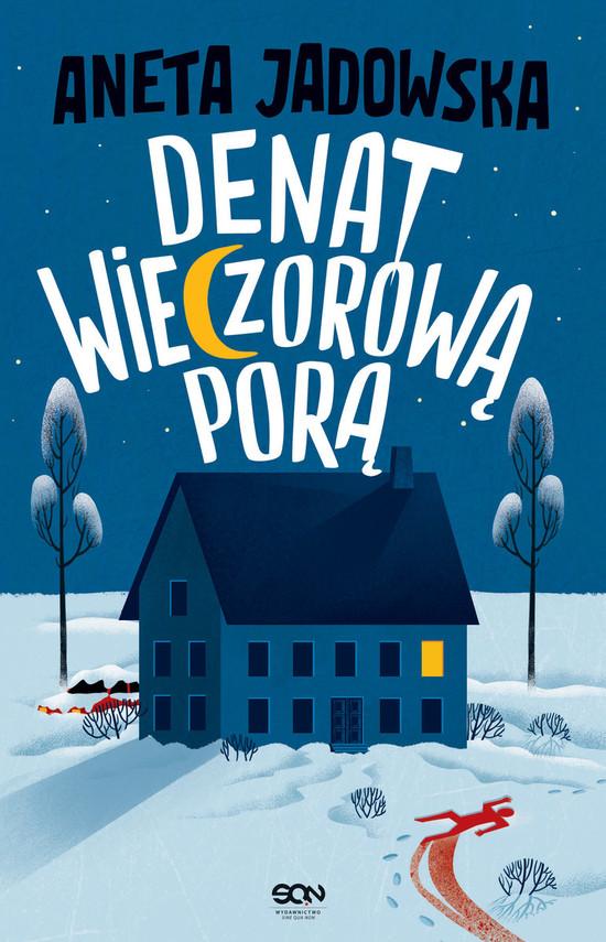 okładka Denat wieczorową porą książka |  | Aneta Jadowska