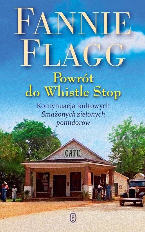 okładka Powrót do Whistle Stopksiążka |  | Fannie Flagg