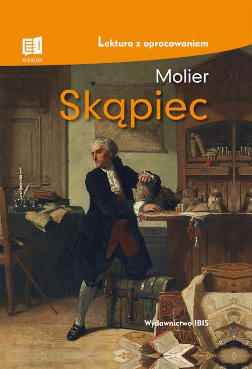 okładka Skąpiecksiążka      Molier