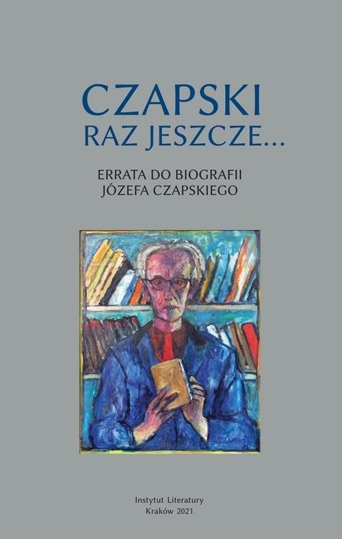 okładka Czapski raz jeszczeksiążka |  |