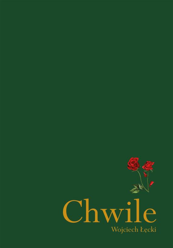 okładka Chwileebook   epub, mobi   Wojciech Łęcki