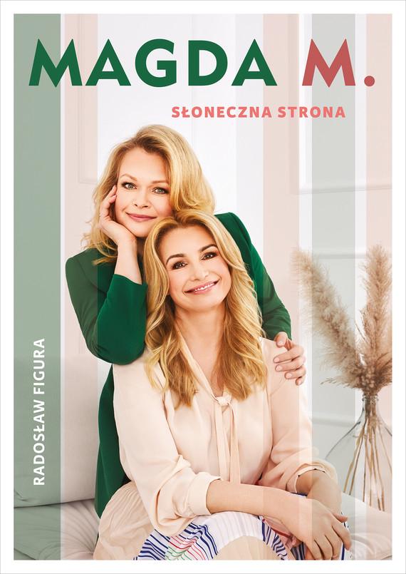 okładka Magda M. Słoneczna stronaebook | epub, mobi | Figura Radosław