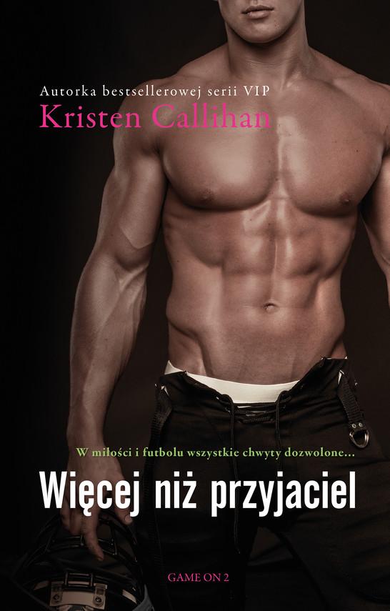 okładka Więcej niż przyjaciel (t.2)ebook   epub, mobi   Kristen Callihan
