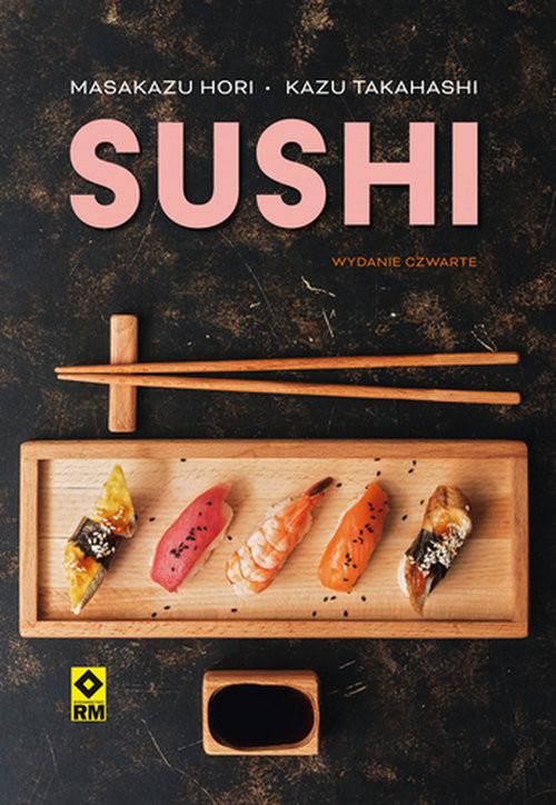 okładka Sushiksiążka |  | Masakazu Hori, Kazu Takahashi