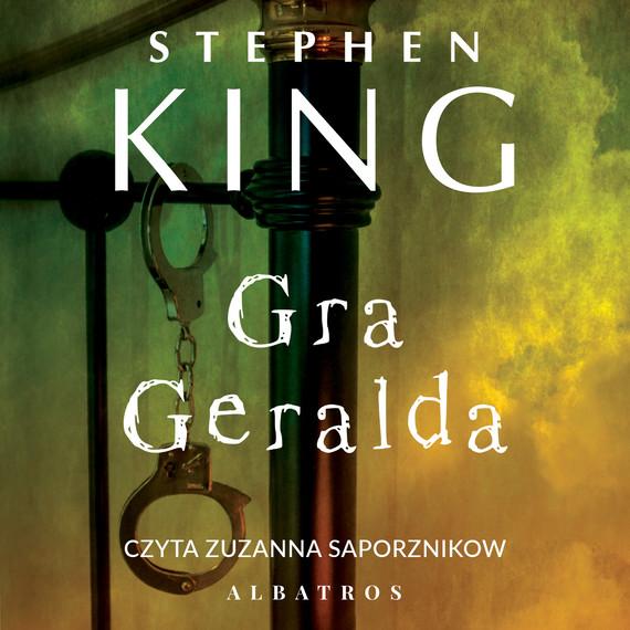 okładka Gra Geraldaaudiobook | MP3 | Stephen King