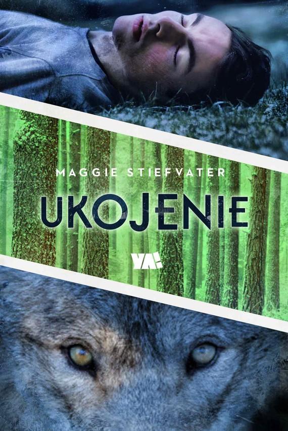 okładka Ukojenieebook   epub, mobi   Maggie Stiefvater