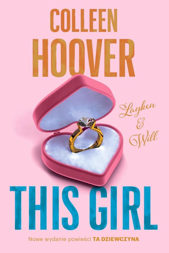 okładka This Girlebook | epub, mobi | Colleen Hoover