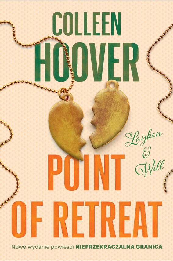 okładka Point Of Retreatebook   epub, mobi   Colleen Hoover