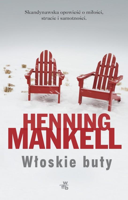 okładka Włoskie butyebook | epub, mobi | Henning Mankell