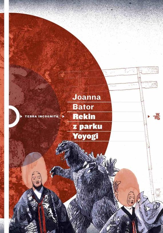 okładka Rekin z parku Yoyogiebook | epub, mobi | Joanna Bator