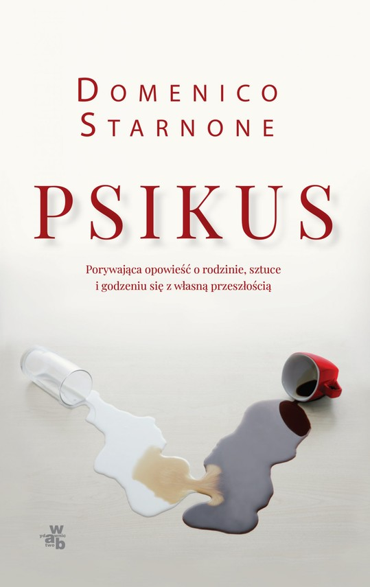 okładka Psikusebook | epub, mobi | Domenico Starnone