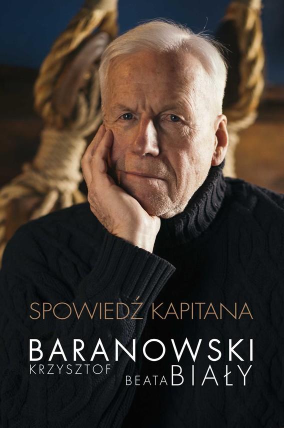 okładka Spowiedź kapitanaebook | epub, mobi | Krzysztof Baranowski