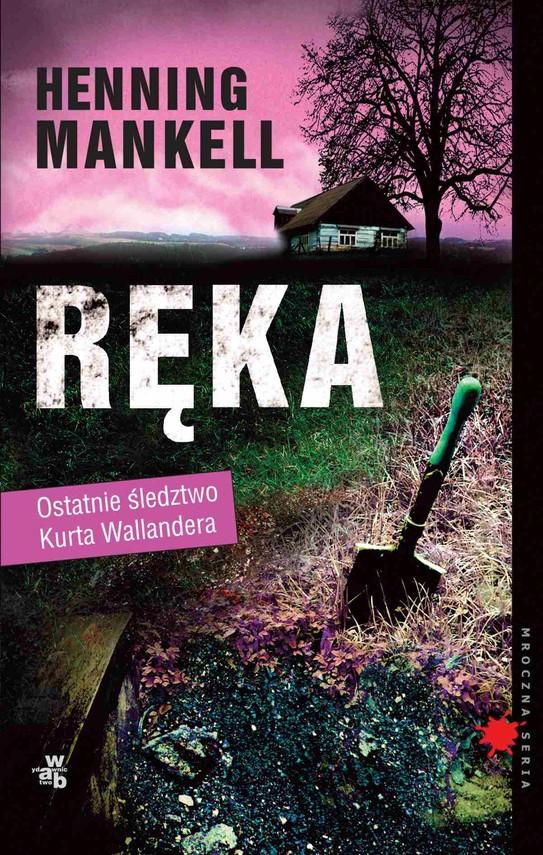 okładka Rękaebook | epub, mobi | Henning Mankell
