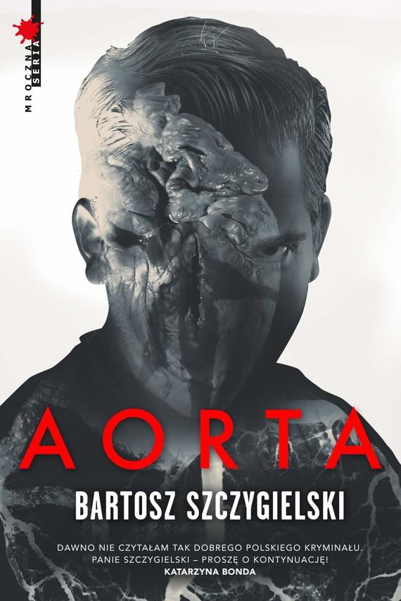 okładka Aortaebook | epub, mobi | Bartosz Szczygielski