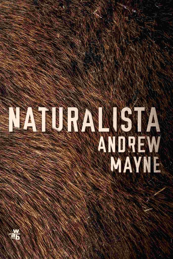 okładka Naturalistaebook | epub, mobi | Andrew Mayne