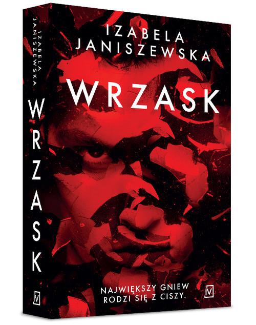 okładka Wrzaskksiążka |  | Izabela Janiszewska