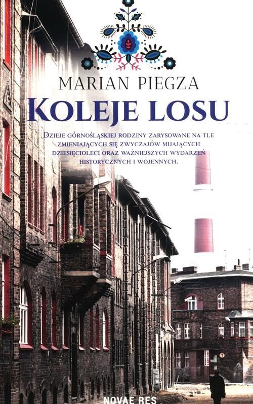 okładka Koleje losuksiążka      Marian Piegza