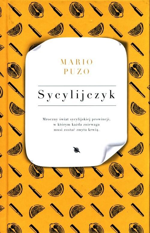 okładka Sycylijczykksiążka      Mario Puzo