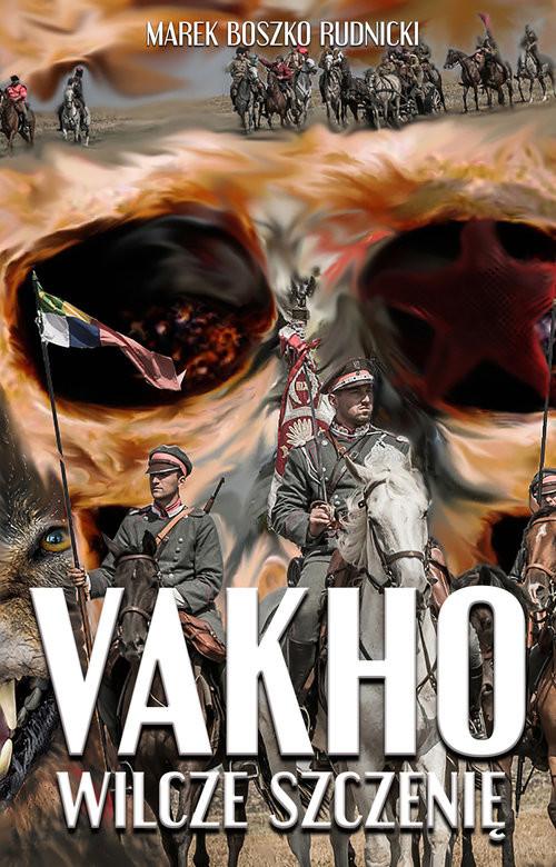 okładka Vakho Wilcze szczenięksiążka |  | Marek Boszko Rudnicki